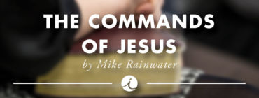 The Commands of Jesus