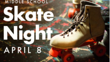 Middle School Skate Night
