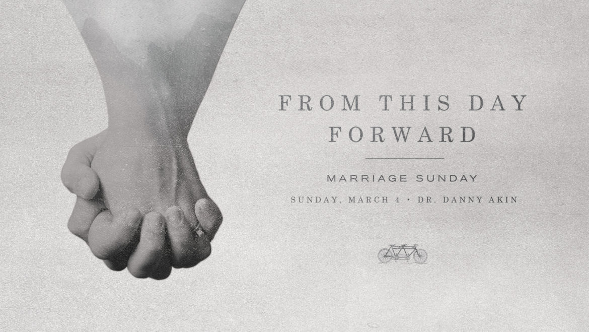 Dr. Danny Akin – Sunday Morning Marriage Sermon for Men