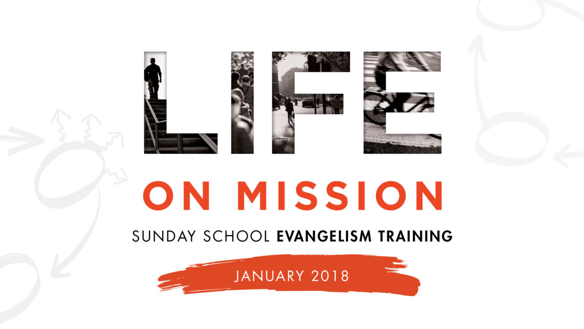 Dr. Steven Smith – Life on Mission – Three Circles Gospeling Tools