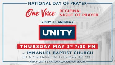 One Voice: National Day of Prayer