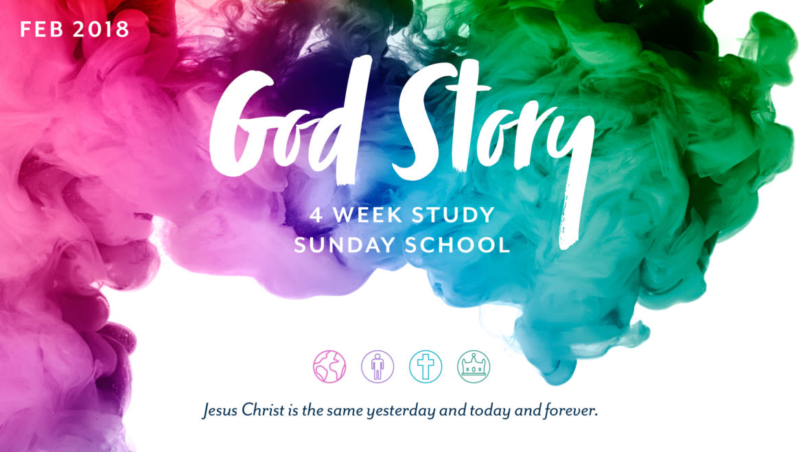 """Dr. Steven Smith – God Story – """"Lion and the Lamb"""""""