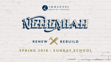 "Dr. Steven Smith – Nehemiah – ""Responding to Opposition II"""